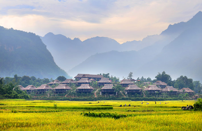 Tour Mai Chau - Welcome VietNam Tours