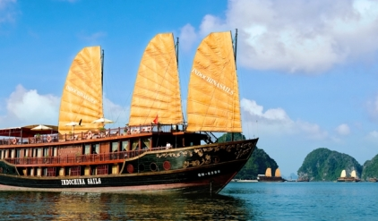 Jonque Indochina Sails 2 jours